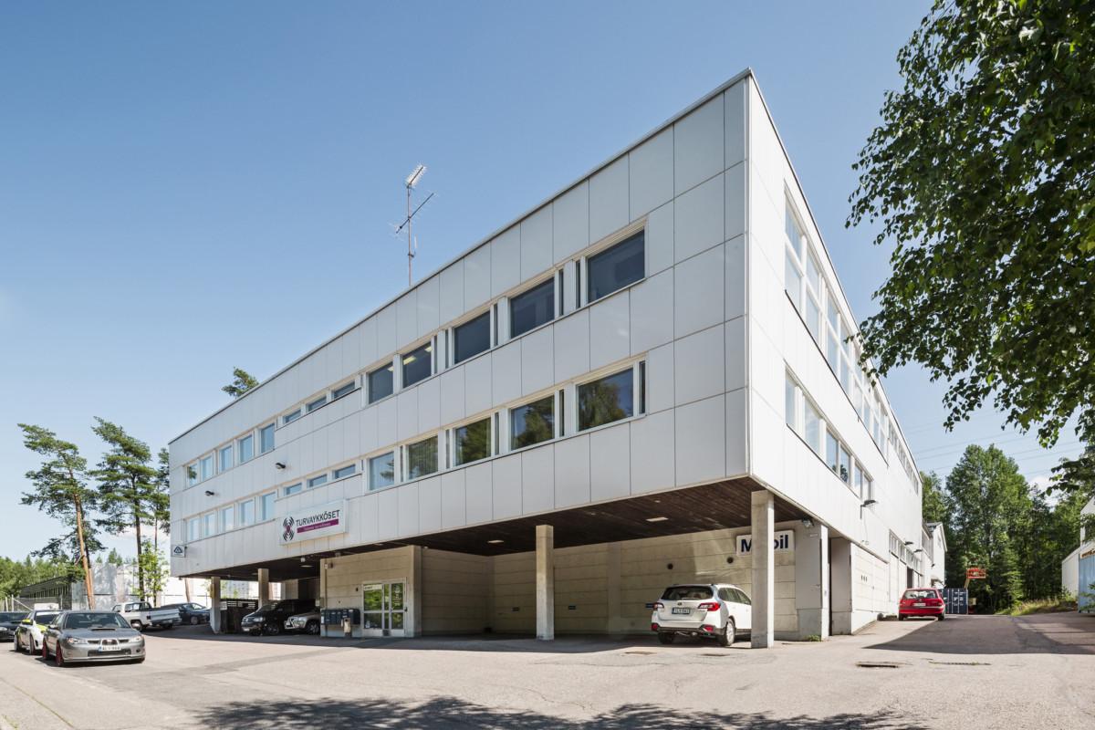 Toimisto 87 m², Taivaltie 4