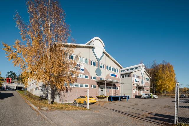 Toimisto-/pientuotantotila 155 m², Koivuhaankuja 1