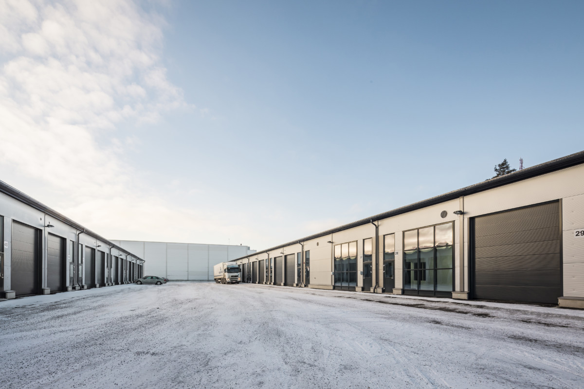 Tuotanto 97,5 m², Koskelonkuja 1 A