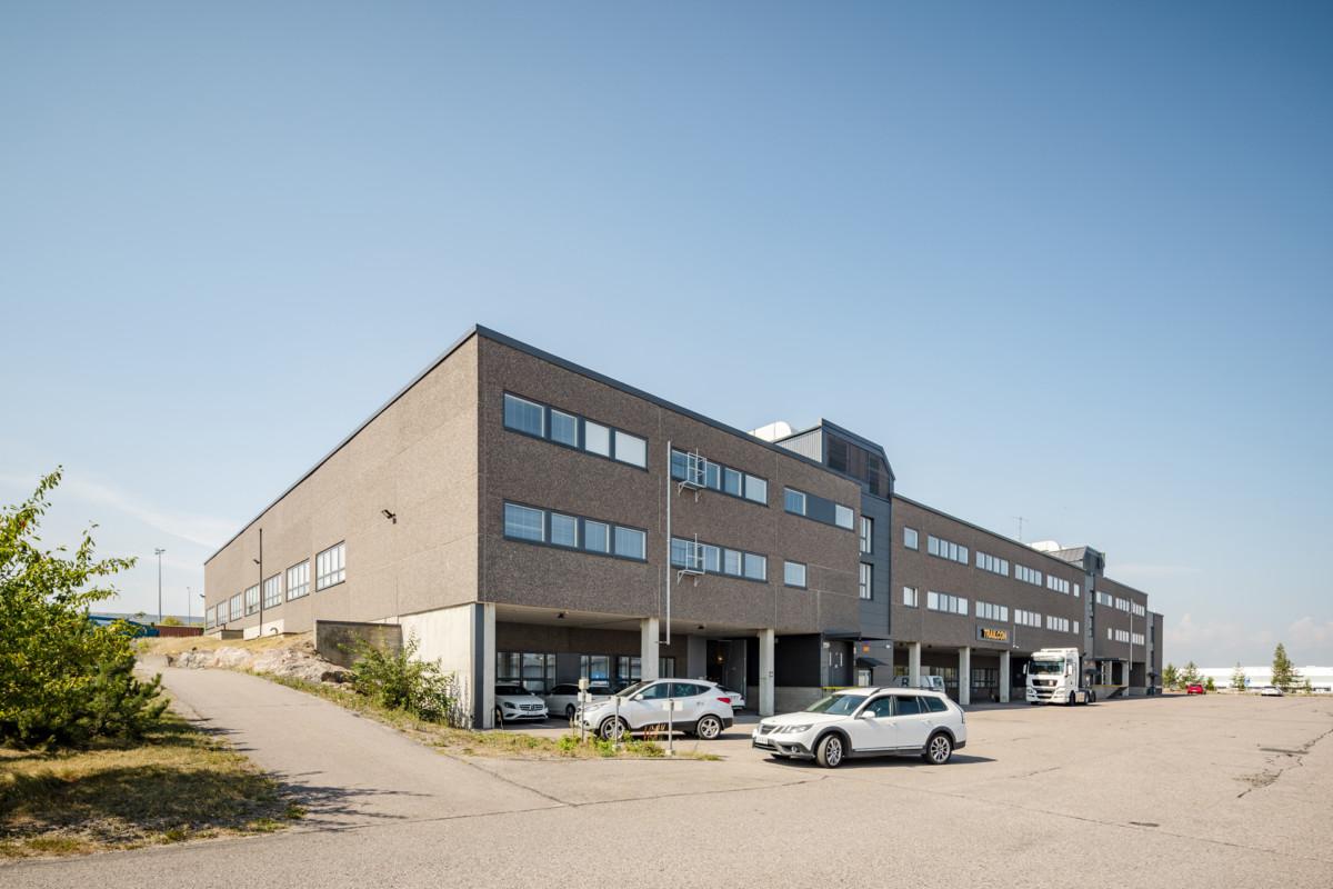 Toimisto 320 m², Tikkurilantie 146