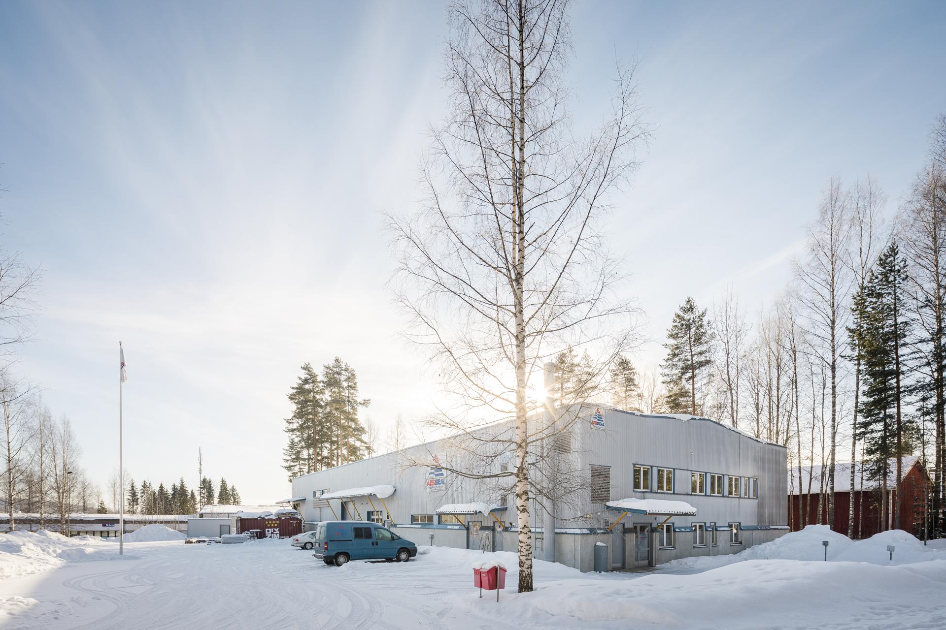 Tuotantotila 276 m², Korvenkyläntie 10, Muurame