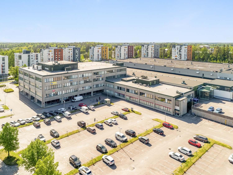 Toimisto 180 m², Koivuvaarankuja 2 (Ärrävaara)