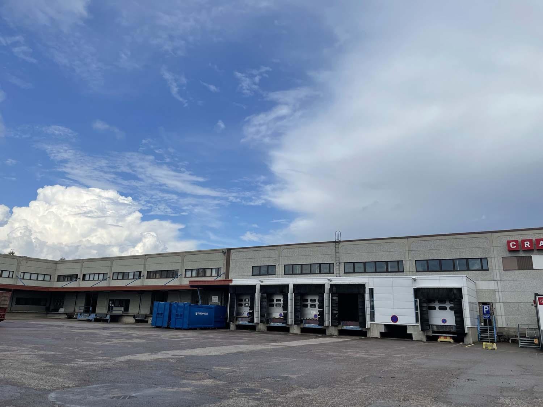 Varasto 2800 m² Mänkimiehentie 4