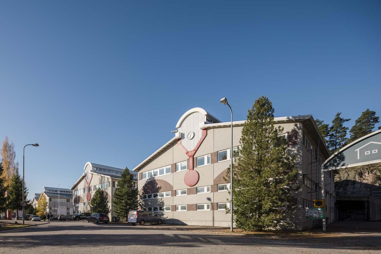 Varasto 110 m², Hakamäenkuja 4 – 6